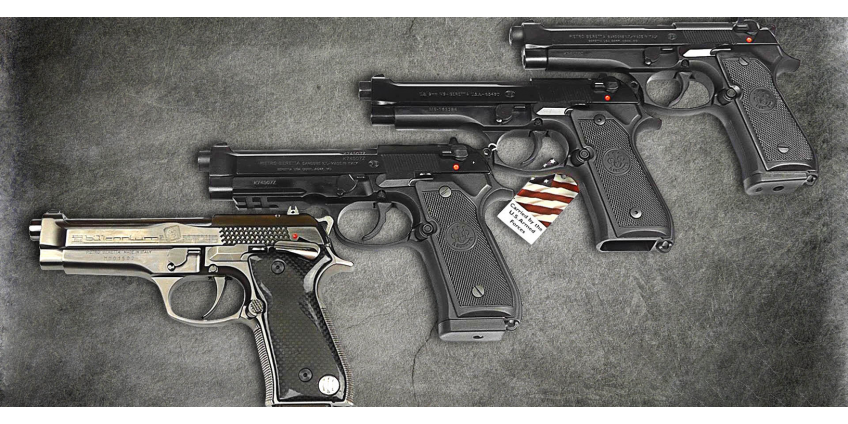 Gun of the Week - Beretta M9