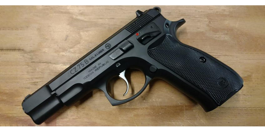 Gun of the Week- CZ 75B