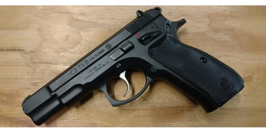 Gun of the Week- CZ 75B