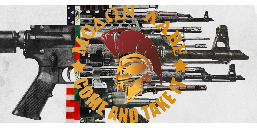 What Molon Labe Means to the Gun Community