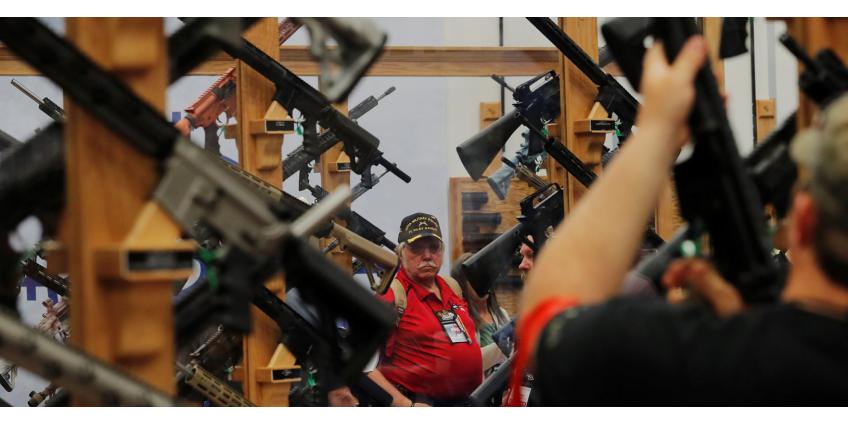 Top Five Jobs For Gun Lovers