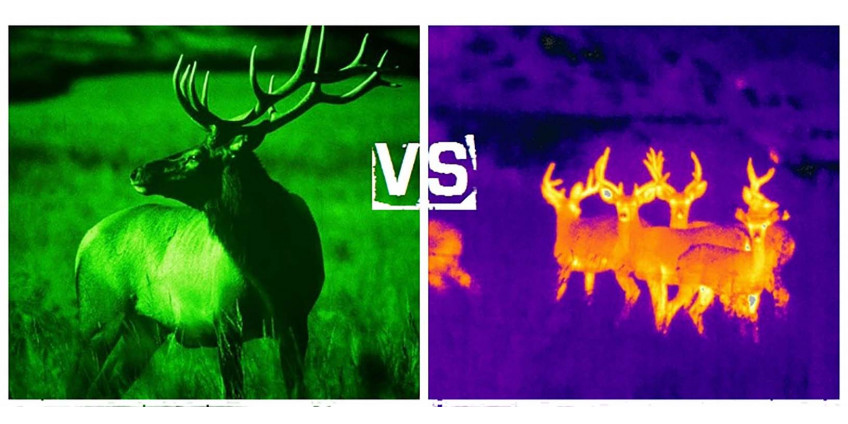 Night Vision vs. Thermal Optics: What You Need to Know