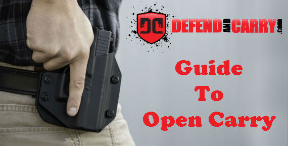 guide to open carry